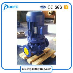 ISGの縦のパイプラインの遠心高圧インライン水ポンプ