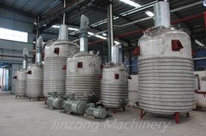 Máquinas Jinzong Tanque Vessle Reacção de Aço Inoxidável