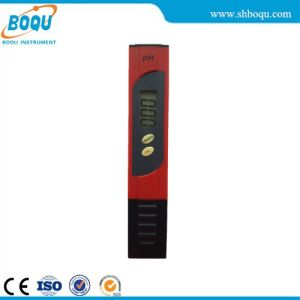 pH-1 hoge Gevoeligheid, Snelle pH van de Reactie Meter