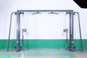 適性機械または体操機械または体操装置または体操の適性かホーム体操または適性装置またはケーブル機械