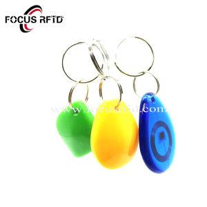 접근 제한을%s 공장 가격 RFID NFC Keyfob 중요한 꼬리표