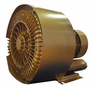 Canal do lado do ventilador e exaustor para ventilação de Estações de Tratamento de Esgoto enriquecendo com oxigênio e água