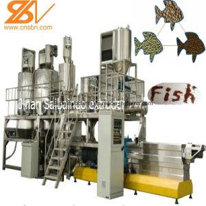 大きい容量の自動水生魚のエビの供給の生産の押出機機械
