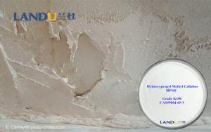 [ ] Construction mur manteau écrémé Grade Mhpc HPMC Cellulose en poudre à l'éther