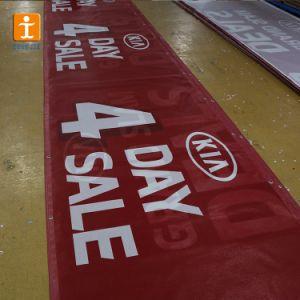 昇進のカスタム屋外のビニールの網の旗の広告