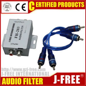 La Chine Les fabricants de filtre de bruit audio électrique