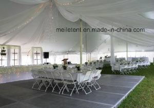 De Tent van de Voering van het Dak van de Tentoonstelling van de Dekking van pvc van het Frame van het aluminium (ml-103)