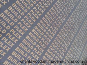 Buildplex 1220*2440*18mmのフィルムは時を使用して繰り返された合板の建築材料約2-6に直面した