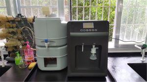Apparecchiatura Z66 di distillazione del laboratorio dell'università