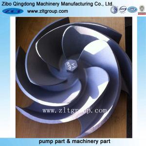 Acier inoxydable/Rotor de pompe à ouvert en acier au carbone dans l'investissement casting