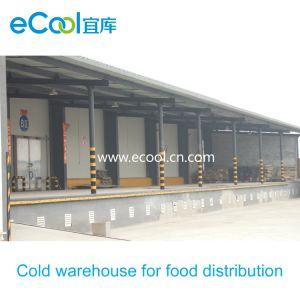 Kundenspezifische Kaltlagerung für Lebensmittelverteilung-Mitte