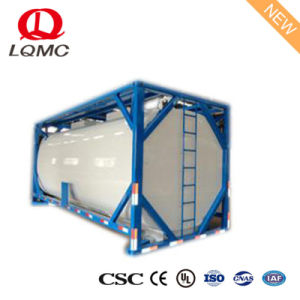高品質および高水準ISOタンク容器