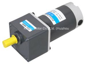 Caja de velocidades de 90mm 90W DC motorreductor eléctrico pequeño