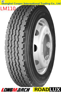 Competitive Long March China TBR Radial Truck Tire (LM110)