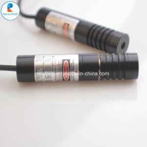 650nm 50MW Focalizável Red 8-10 metros Módulo Laser de Linha