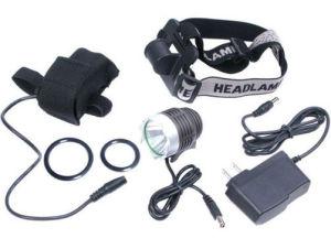 防水クリー族Q5 5W 18650 LEDの自転車のヘッドライト