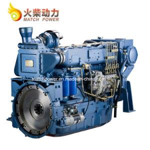 Hete Mariene Motor 1500rpm de Diesel Motor Wd10/Wd615 van Weichai 190HP van de Verkoop van de Boot