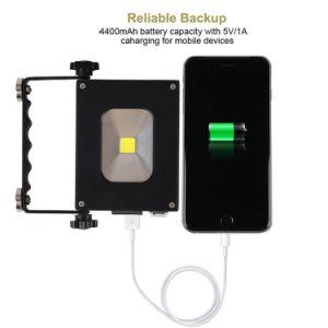 太陽キャンプライトUSB再充電可能な手ランプの折りたたみテントのランタン