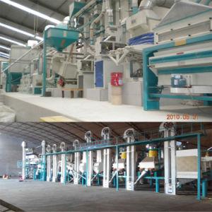 タイの技術の米製造所の提供