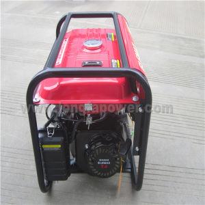 Portable 4.5kVA Elemax gerador a gasolina com 1 anos de garantia