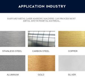 SGS/FDA/Ce/ISO zugelassene CNC-Markierungs-Maschine für Metall/Nichtmetall