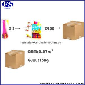 3 de Ballon van het Water van de duim 0.21-0.22g met Natuurlijk Latex China vervaardigde