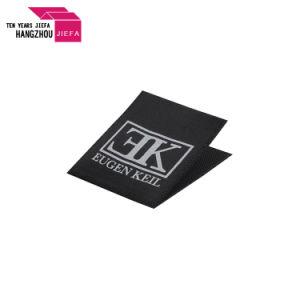 2018 레이블을 인쇄하는 도매 고품질 폴리에스테 공단