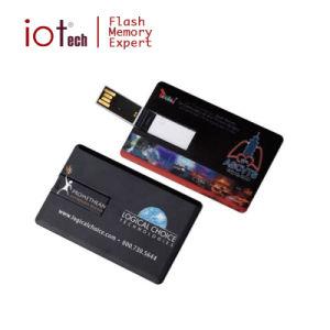 16ГБ форму кредитных карт флэш-накопитель USB