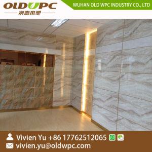L'imitation marbre panneau plaque en PVC Feuille pour décoration murale de ligne de production
