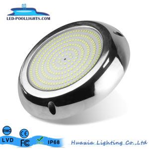 316ss Epistar LEDの平らなプール水中ライト