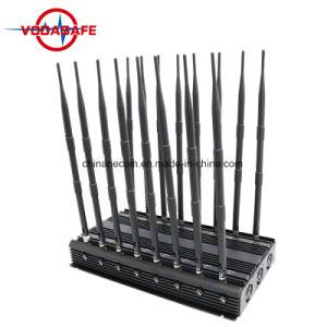 Высокая мощность для настольных многофункциональных мобильных телефонов и GPS / WiFi / VHF/UHF перепускной, регулируемые перепускной GPS WiFi и Quadcopters Drone данный пульт дистанционного управления