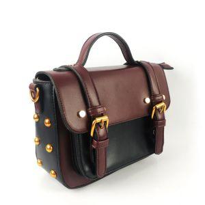 Lady Fashion Sac de voyage en cuir PU Designer Sacs à main