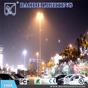 Baodeは屋外の25mの2000Wフットボール競技場の高いマストの照明製造者をつける
