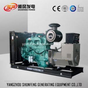 Rainproof 280KW de puissance électrique génératrices diesel avec moteur Cummins