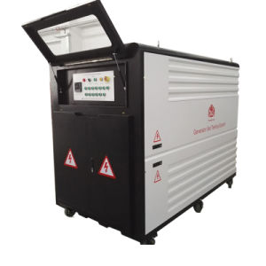Resistivo 1000kw de pruebas para el generador de carga resistiva