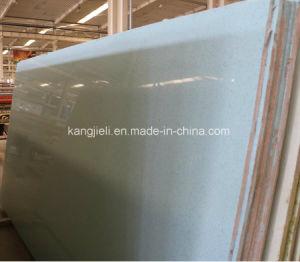 赤い光っているカラー中国の固められた水晶石の平板