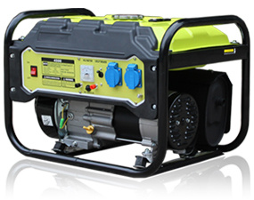 Bison 2kw 2kVA 2kw Inicio generador de gasolina de uso