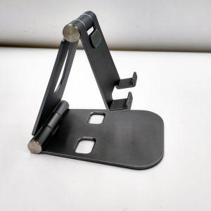 Foldableおよび携帯用デスクトップの電話は電話ホールダーを立てる