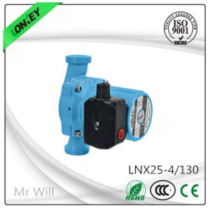 85W 3 속도 가구 무쇠 순환 펌프: Lnx25-4s/130