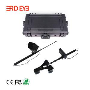 De Chinese Veiligheid die van de Auto van de Helper van de Politie van de Fabriek onder het Aftasten van het Voertuig de Camera van het Systeem 1080P met de Haven DVR controleren van de Output HDMI