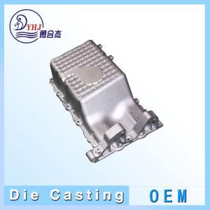 Professional OEM aluminio moldeado a presión con piezas de repuesto de tamaño grande