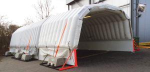 Stanza fredda gonfiabile della tenda gonfiabile del magazzino per la memoria