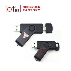Настраиваемый логотип Android OTG Microusb USB флэш-накопитель
