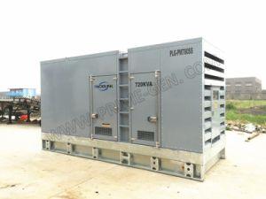 super leiser Dieselgenerator 780kVA angeschalten von Perkins mit Ce/ISO