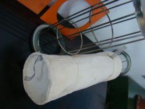 무료 샘플을%s 가진 먼지 수집가를 위한 PPS 혼합물 PTFE 부대 필터