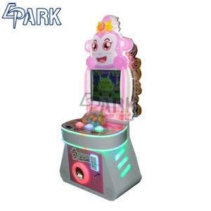 Mono de dulce juego de regalo de la máquina para el área de juegos
