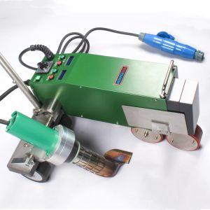 Soudage plastique Machine utilisée pour les toitures étanche