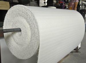 Transport pneumatique aiguille solide tissu haute temp. Faites glisser la courroie d'air