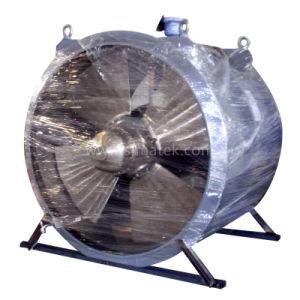 側面力のスラスターを持つ海洋の側面のスラスター