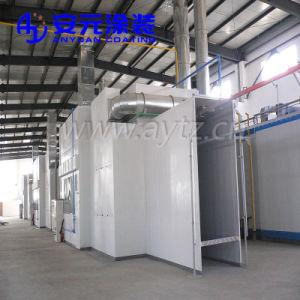 Gabinete de la máquina automática de recubrimiento de polvo Wholesale